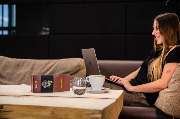 kaffee im büro unbound