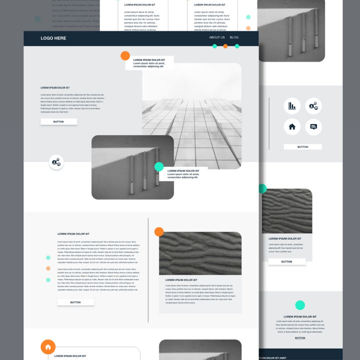 Graphite template's featured image