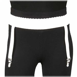 2 Inch Garter Belt