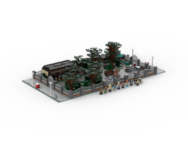 lego Brickston park