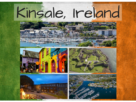 Experience the Luck of the Irish in Kinsale, Ireland