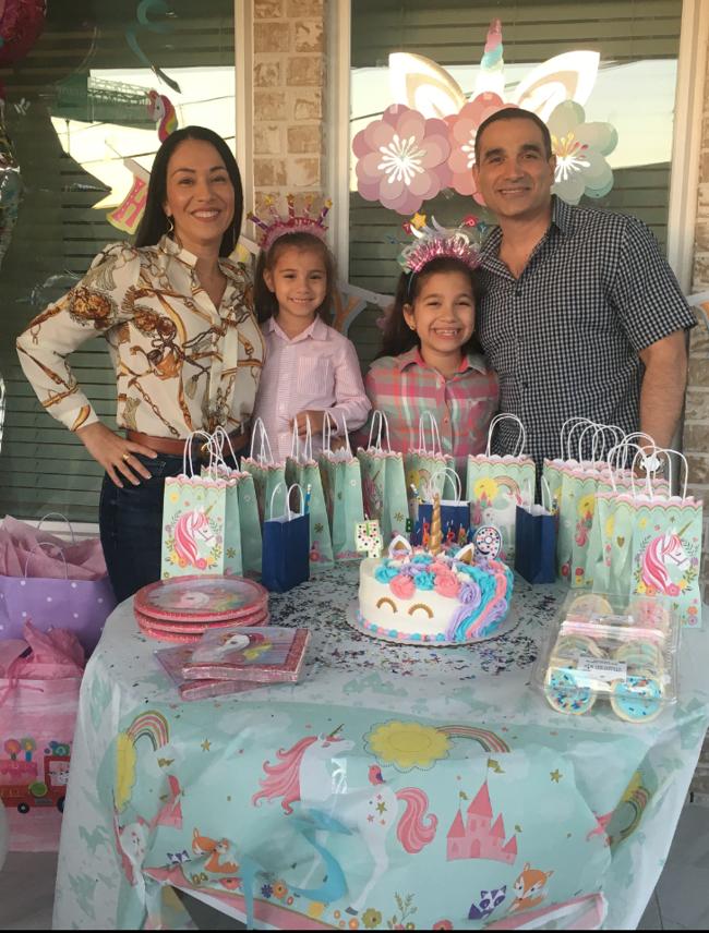 The Mastrangelo Family