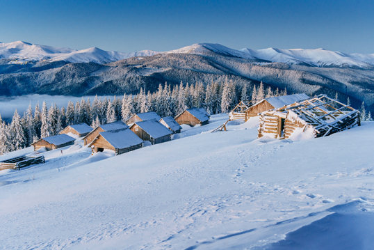 Sint-Martens-Latem - Plan your winter vacation without ski or snowboard