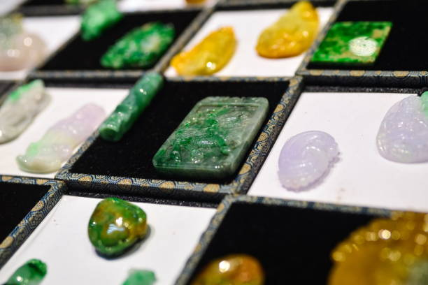 Jade Stone Collection