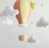 Мобиль Воздушный шар