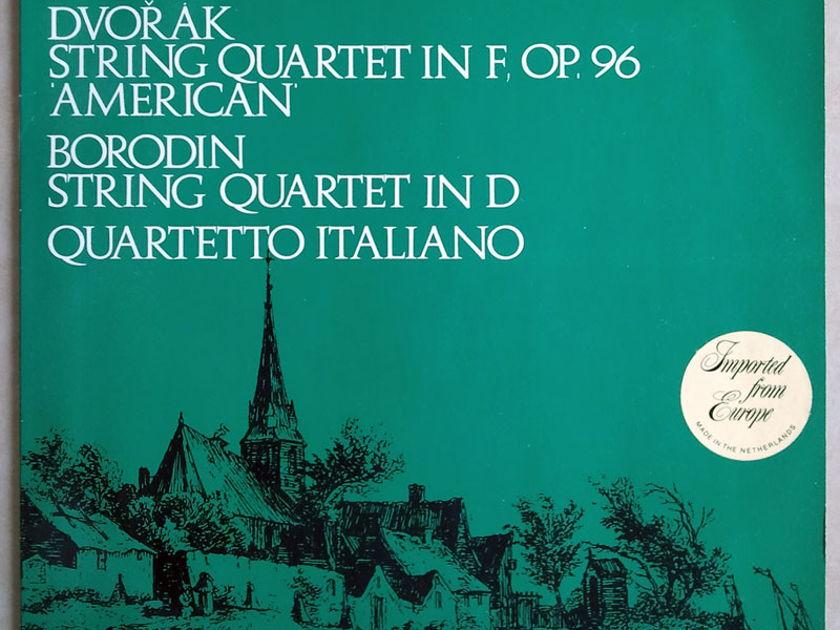 Philips/Quartetto Italiano/Dvorak - & Borodin String Quartets / NM