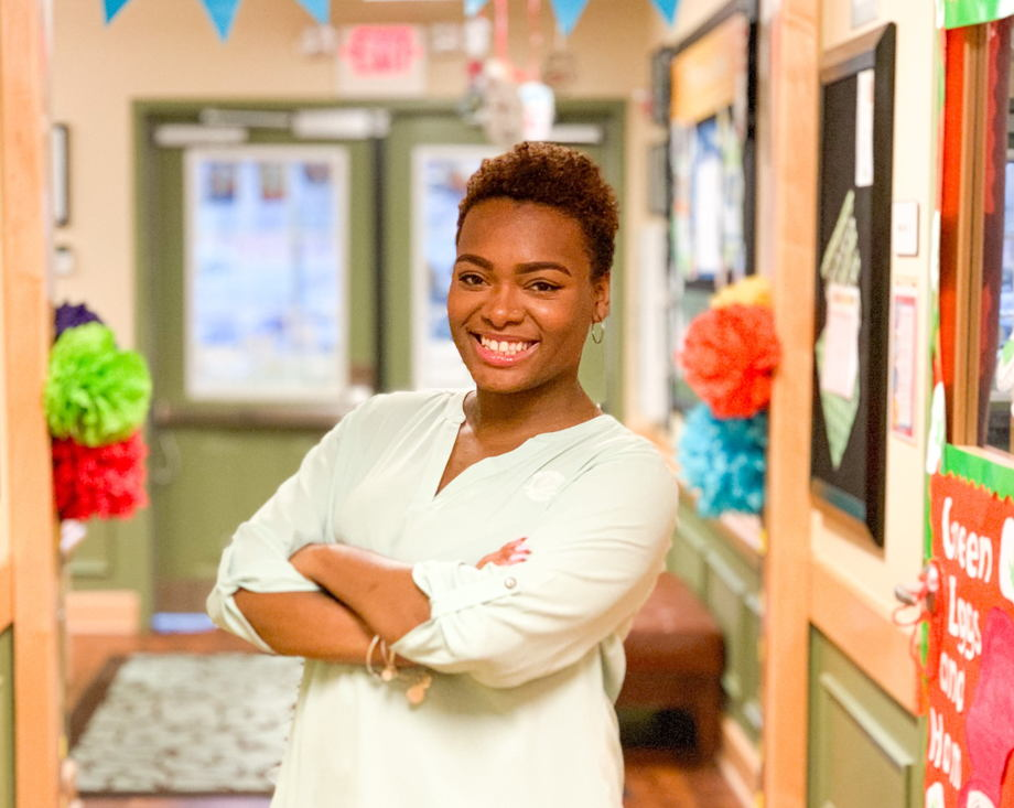 Ms. Johnson , Support Staff