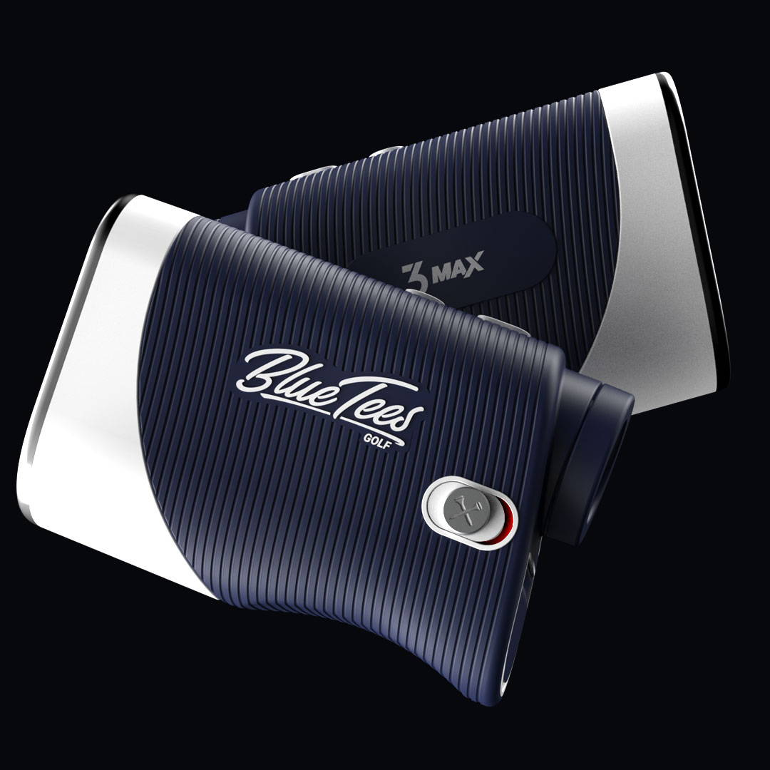 Blue Tees Golf Series 3 Max Laser Rangefinder is premium without the price