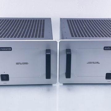 VTM200 Mono Power Tube Amplifiers