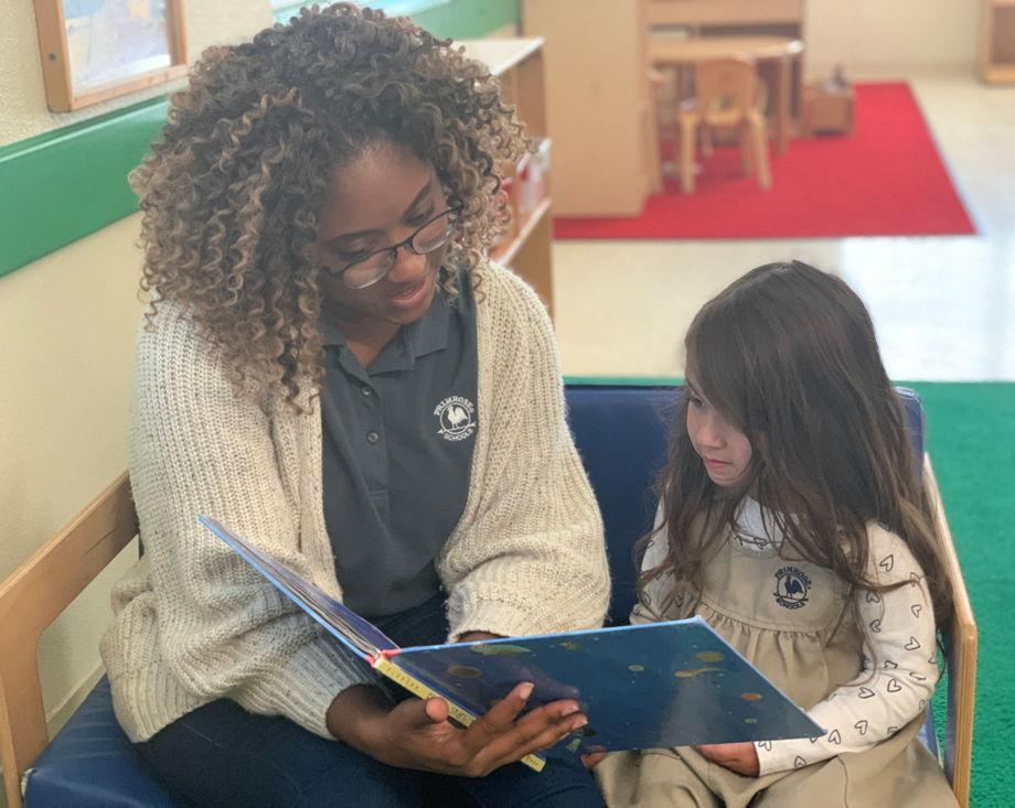 Ms. Anderson , Preschool One Assistant Teacher