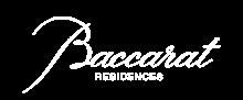 Baccarat Residences Miami Logo