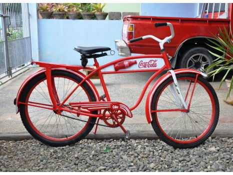 Coca-Cola Bicycle