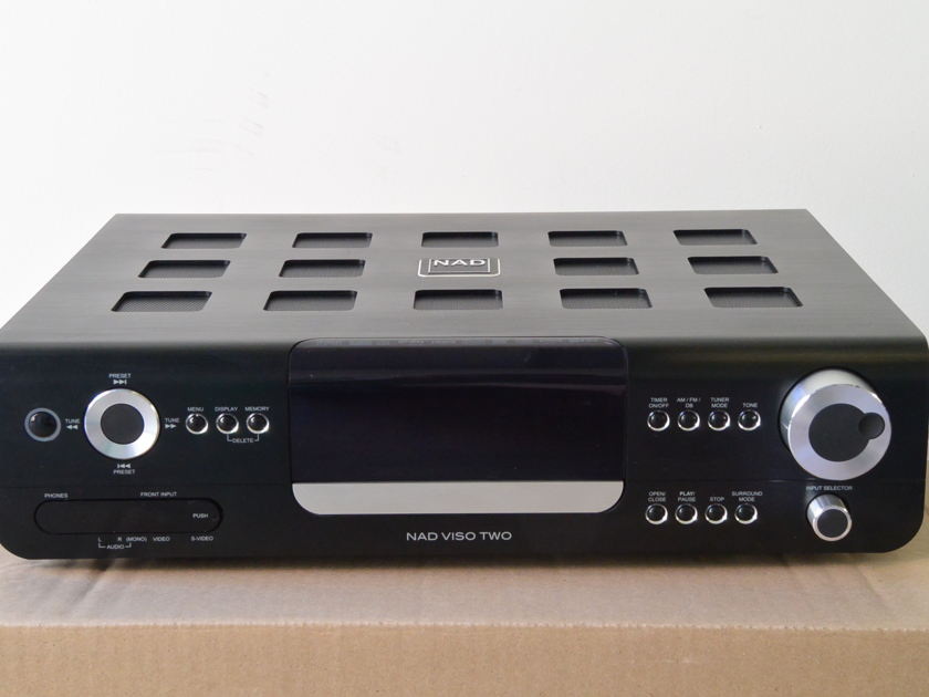 NAD VISO TWO DVD/CD Receiver