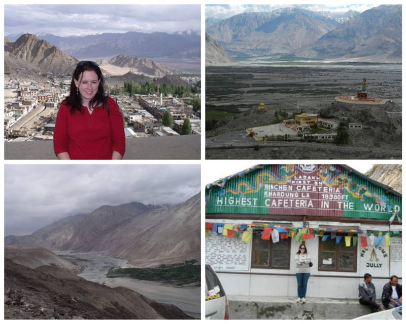 Ladakh, Kardung La, Nubra Valley