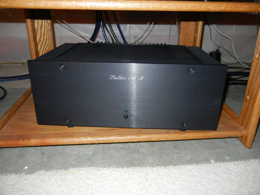 Belles 150Ax3 3 channel mint!