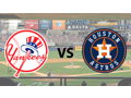 Two Tickets to the NY Yankees Old-Timers' Day Ceremony and Yankees vs. Houston Astros, Sunday June 23