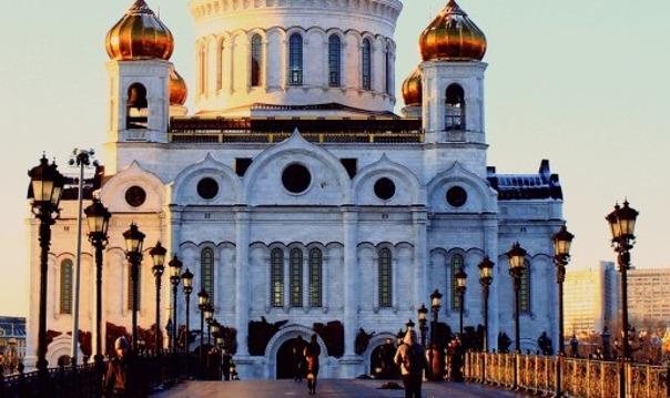 Храм Христа Спасителя. История и современность.