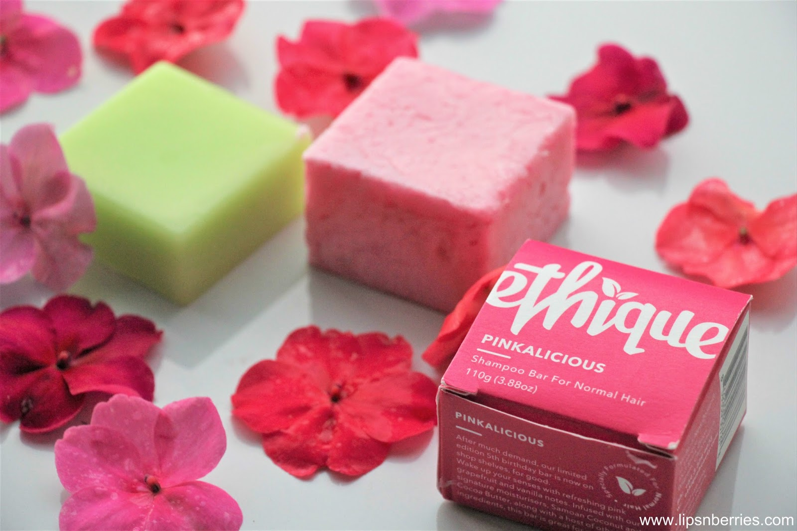 Ethique Pinkalicious shampoo bar review.jpg