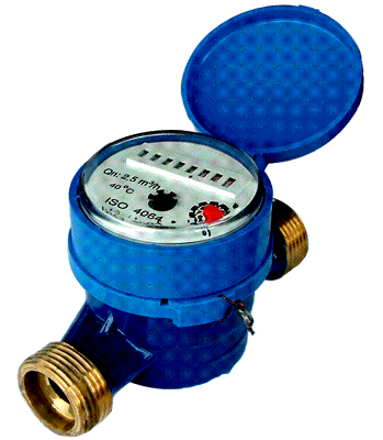 Image of Single-jet Water Meter