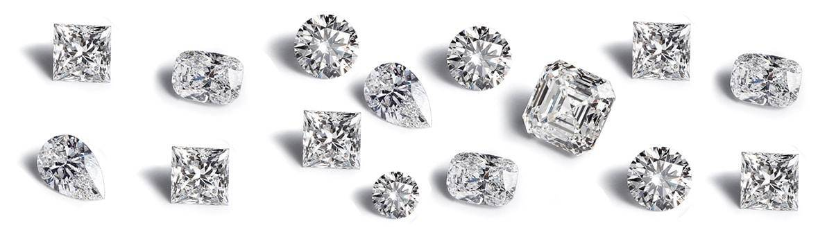 Diamond Sparkle What Diamond Shape and Cut has the most sparkle