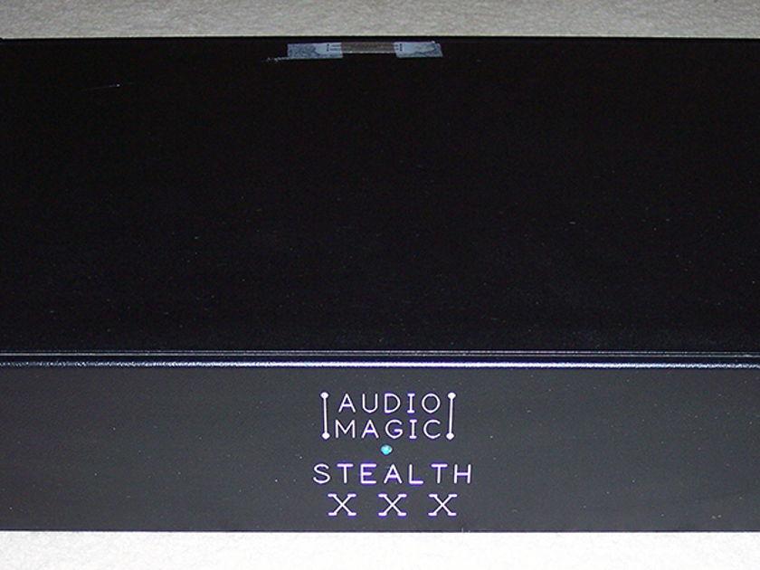 Audio Magic Stealth XXX power conditioner