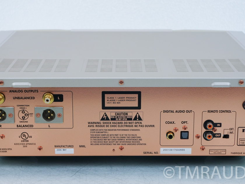 Marantz  SA-11S1 SACD / CD Player; SA11S/U1G (8236)