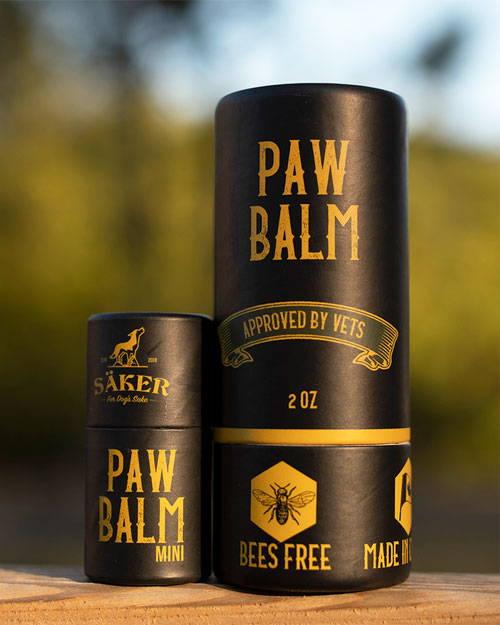Paw Balm mini from saker