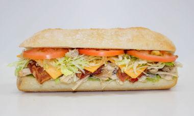 Big Star Sandwich Turkey,Bacon,Cheddar,Guacamole