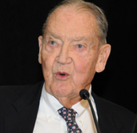 Jack Bogle in New York