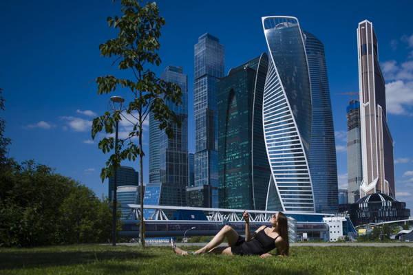 Экскурсия на смотровую площадку Москва-сити. Отзыв