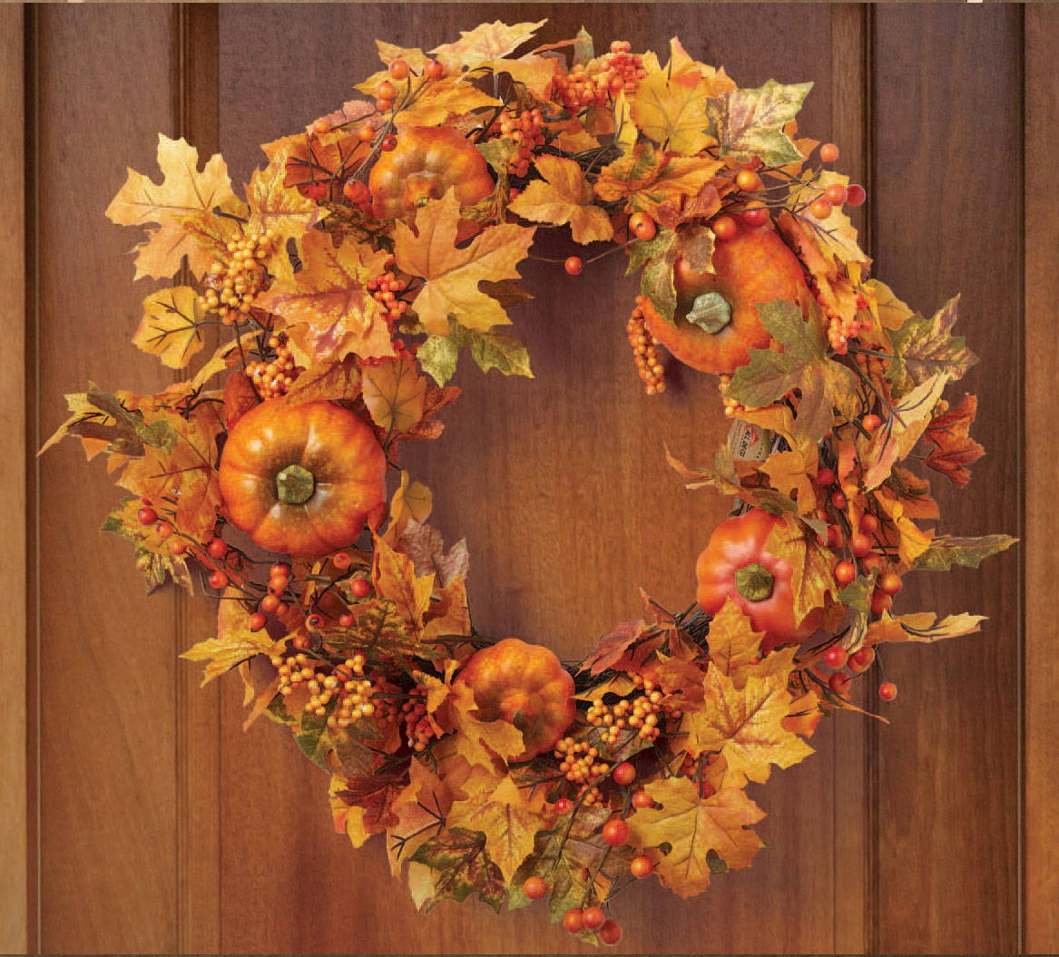 wholesale fall wreath