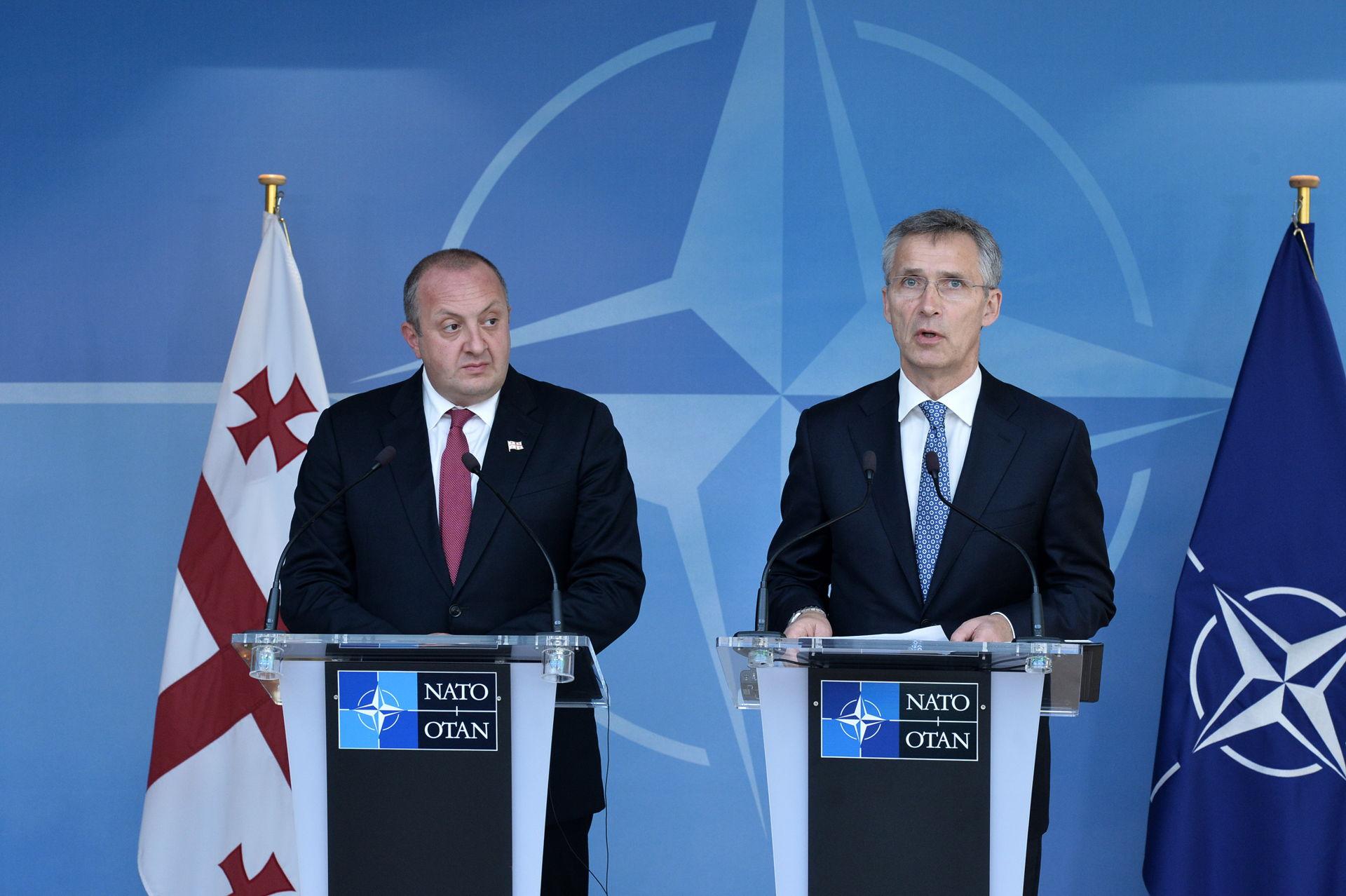 NATO Summit Special Series: Georgia