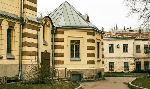 Московский Лабиринт - между Маросейкой и Солянкой