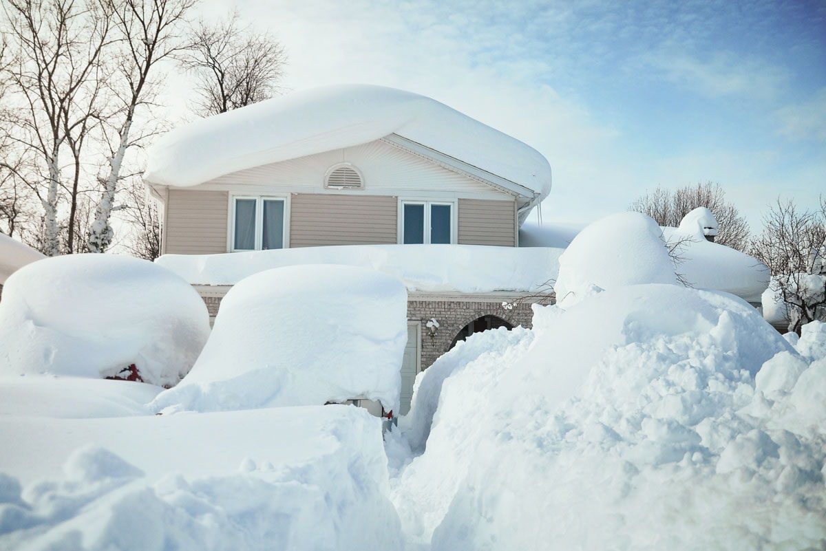 When Should Snow Be Removed From the Roof?