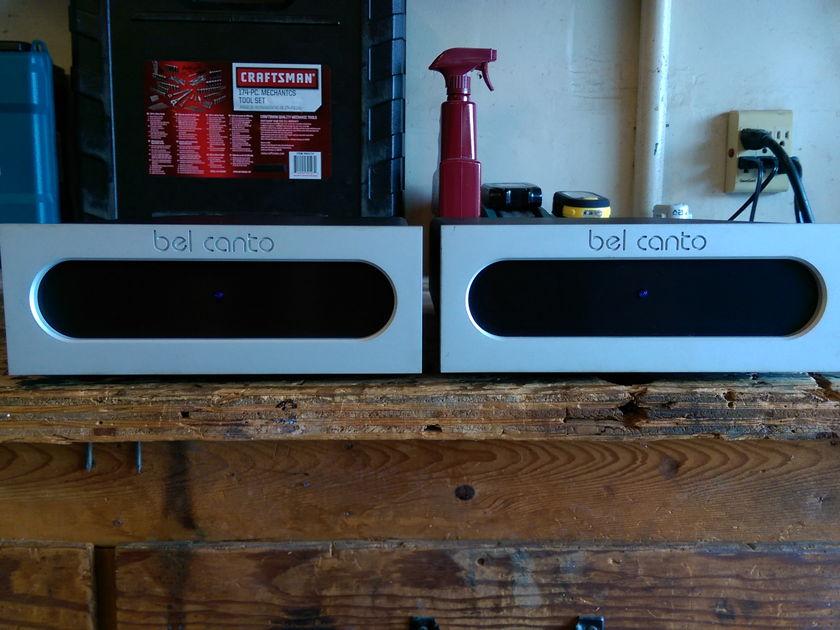 Bel Canto Design M300 Mono Amps