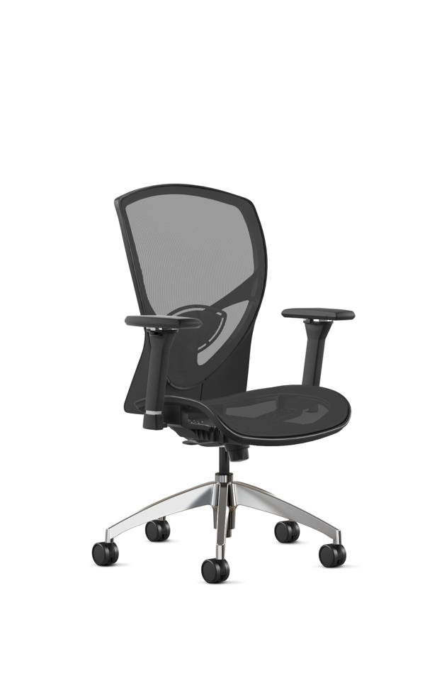 SitOnIt HighTide 4 Sit to Stand Monitor arm