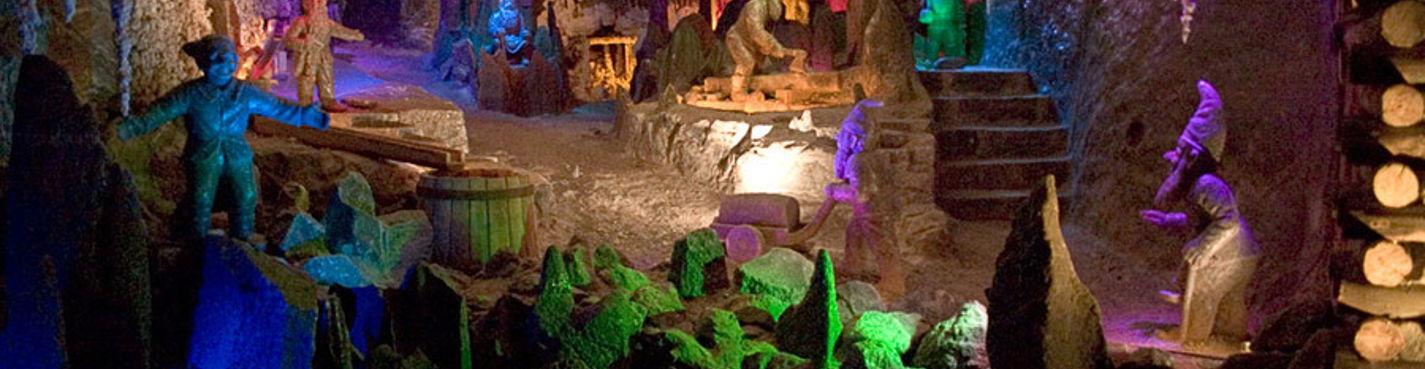 Соляные Копи Велички — чудеса под землей