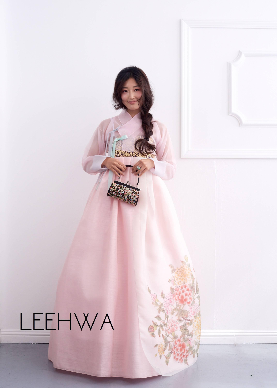 BRIDAL HANBOK COUTURE KOREAN TRADITIONAL DRESS MODERN
