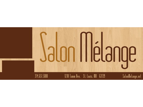 Haircut & Color with Jeremiah Evans at At Salon Mélange and Spa
