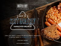 CHEF D'S SATURDAY BRUNCH image