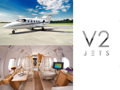 A $1,000 Gift Card from V2 Jets towards a Private Charter with 1 Hour of Flight Time