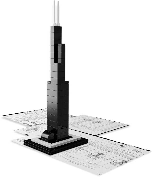LEGO Sears Tower