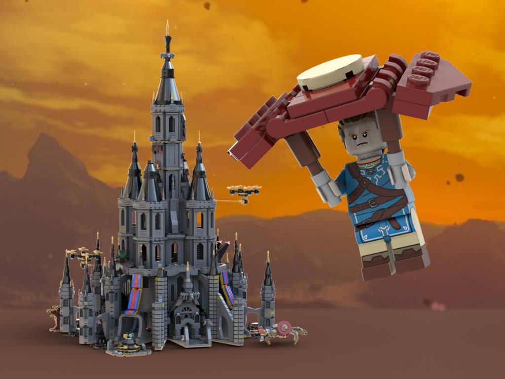 Hyrule Castle ( The Legend of Zelda)