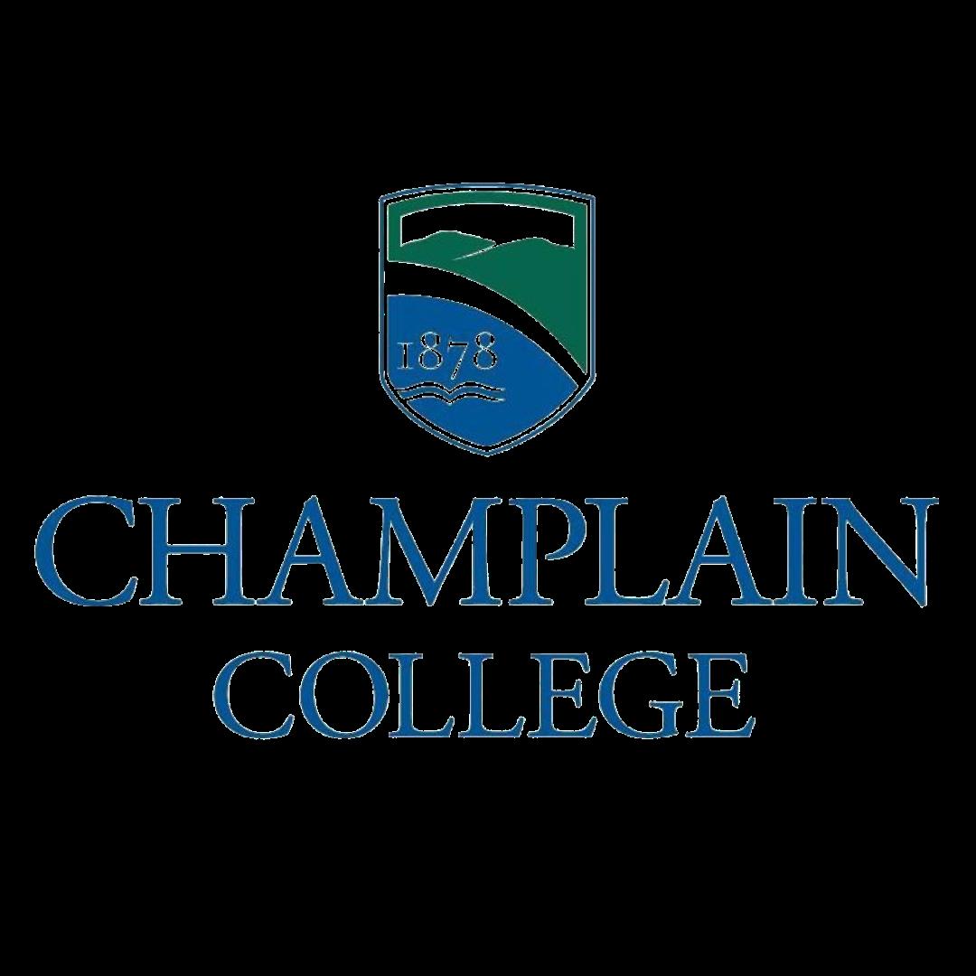 Champlain college logo