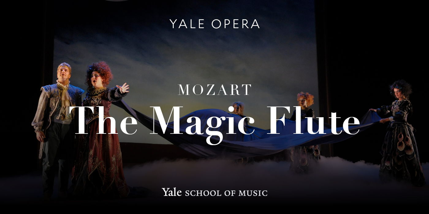Yale Opera's The Magic Flute at the Shubert Theatre