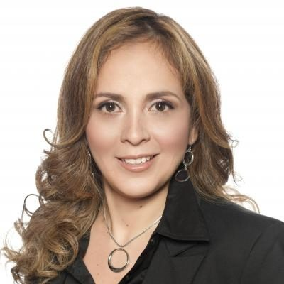 Alejandra Flores Courtier immobilier RE/MAX Harmonie