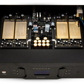 Rockna Audio Wavedream DAC Balanced Signature