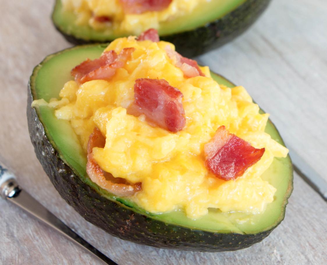 Avocado Egg Bowls