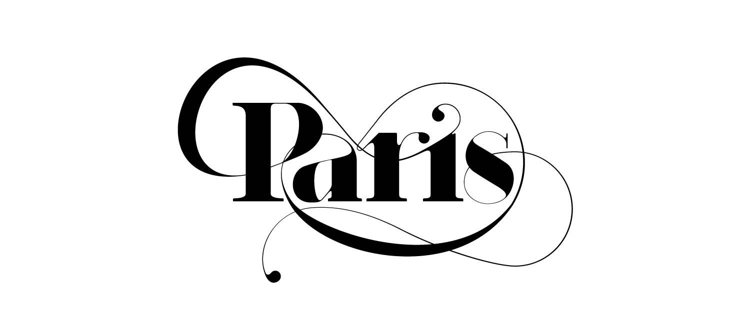 Paris Typeface Fashion magazine font