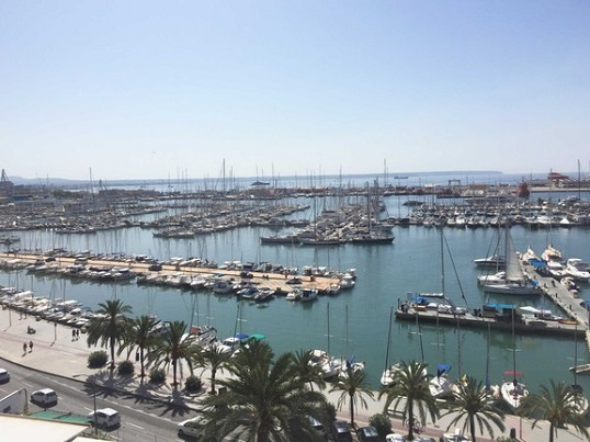 Puerto Andratx - Apartment for sale overlooking the harbor, Paseo Maritimo, Mallorca
